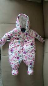 Mothercare tracsuit 0-3month
