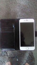 iPhone 6 unlocked new battery/may swap