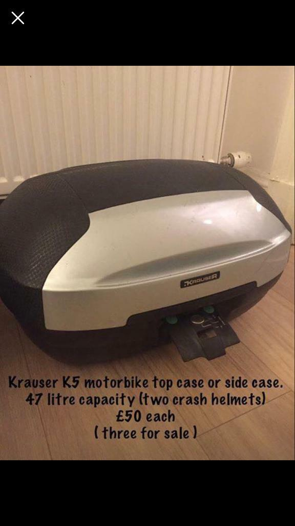 Krauser Top or Side Box