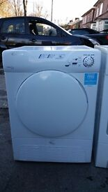 CANDY GCC580NB 8KG CONDENSER TUMBLE DRYER IN GREAT CONDITION&GOOD WORKING ORDER
