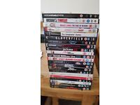 Collection of 22 DVDs/Series Box Sets/PS2 Game