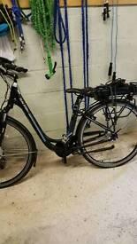 Raleigh velo cite electric bike