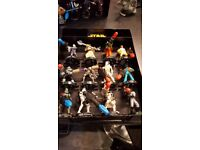 STAR WARS ATTACKTIX BATTLE FIGURES £3 AND £6 EACH