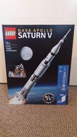 Lego NASA Apollo Saturn V (21309) (BNIB) - sold out online