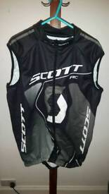 Scott cycling top size xl