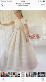 Rosa Clara communion dress stunning