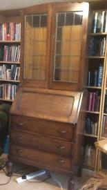 Antique Georgian Style Bureau