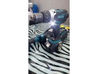 Makita dhp458 and torch