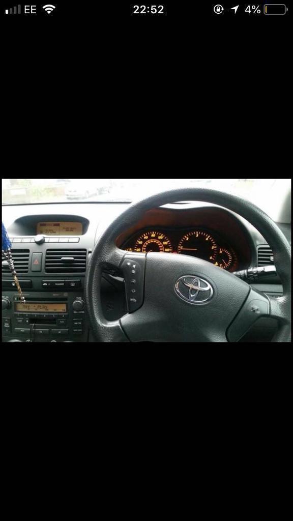Toyota Avensis 2 0L diesel | in Handsworth, West Midlands | Gumtree