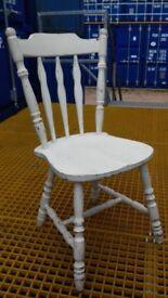 Shabby chic chair £5