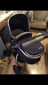 Mothercare orb ,vgc hardly used , cosy toes mummy clip