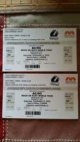 2 tickets to see ACDC in Moncton NB Sept 5, 2015