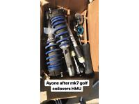 Mk7 golf coilovers