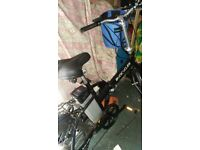 electric Byocycle new condition
