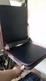 Folding / Foldable seats for van or motor home, camper, Taxi etc