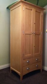 Nursery Changing Chest and Wardrobe
