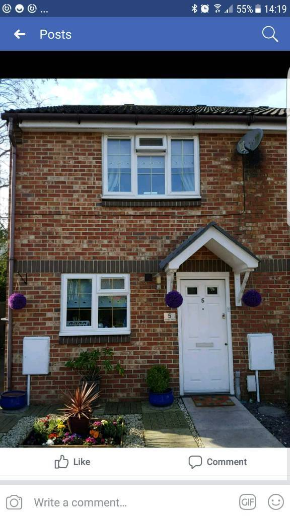 Portsmouth 2 bed house EOT with double drive