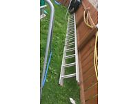 4.5m extension ladders