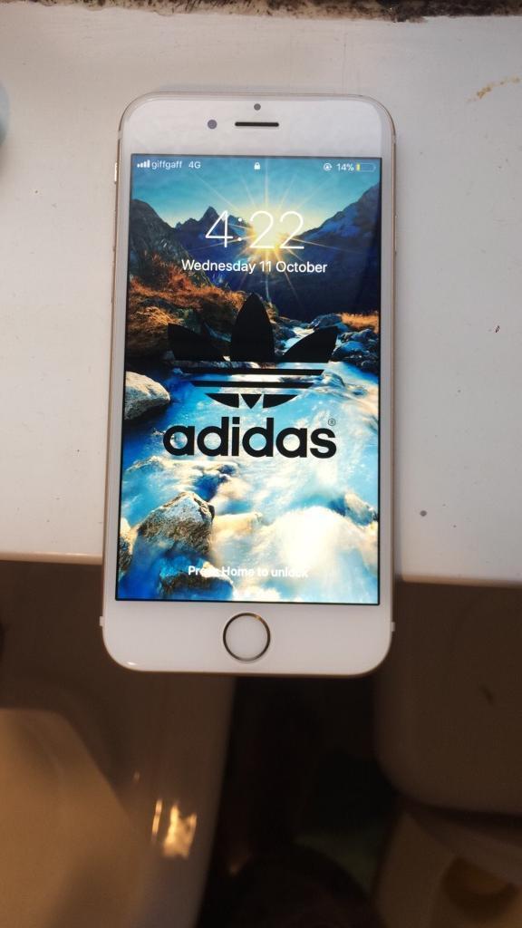 iPhone 6s (UNLOCKED)