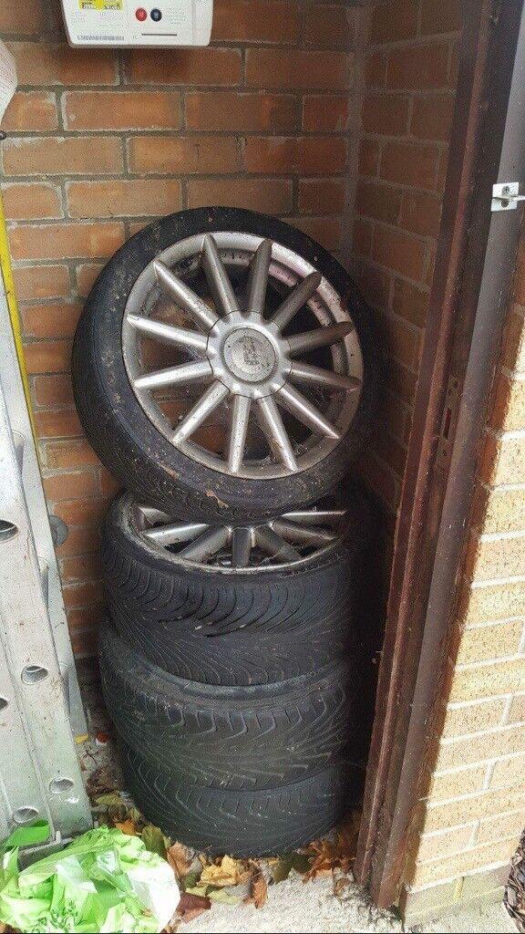 16 inch ferrera alloy wheels