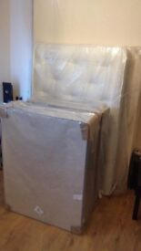 Brand new Queen sized bed and mattress