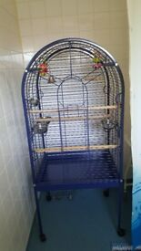LARGE BIRD CAGE REDUCED