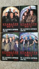 STARGATE SG1 THE ILLUSTRATED COMPANION