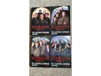 STARGATE SG1 THE ILLUSTRATED COMPANION