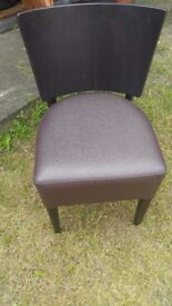 Chairs for restaurant/Bar £55each