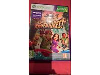 Xbox 360 Kinect Adventure Games