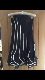 Coast Dress 8 10 AS NEW
