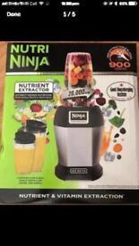 Brand-new nutri ninja Juicer