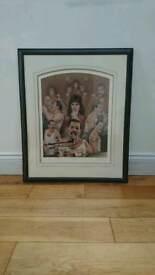 Freddie Mercury Queen The Show Must Go On