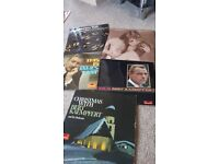 Assorted LPs and singles