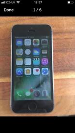 iPhone 5S - o2 - Good condition