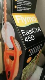 Flymo Easycut 450 hedge trimmer BNIB