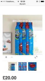 Disney Cars Curtains
