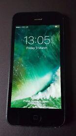 Apple iPhone 5 16GB Black, Unlocked