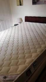 Basically New Pocket Sprung Orthopaedic mattress