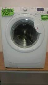 HOOVER 8KG 1400 SPIN WASHING MACHINE IN WHITE