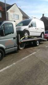 Car van motorcycle recovery wanted