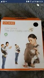 Stokke 3 in 1 baby carrier