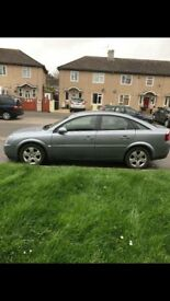 2.2 Petrol Vauxhall Vectra with 12 Months MOT