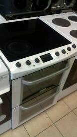 60cm electric secramic top electric cooker