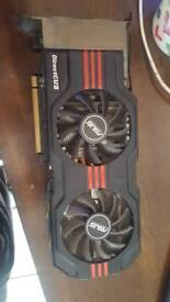Asus graphisc card 6950eah 1gb