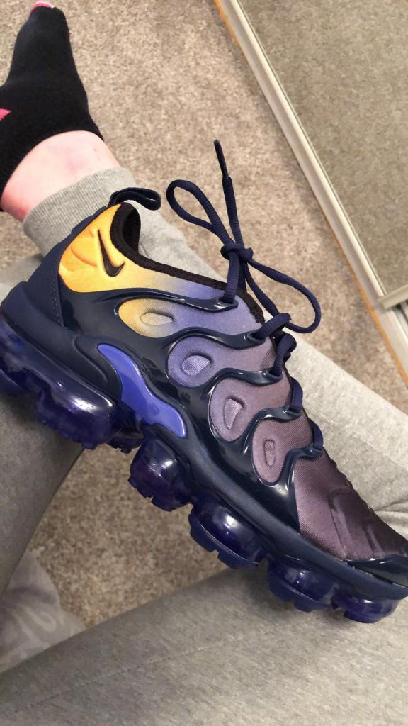 buy popular 3cd29 049cb Nike vapormax plus | in Newcastle-under-Lyme, Staffordshire | Gumtree