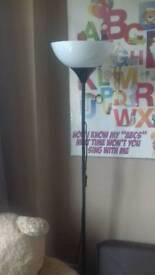 Ikea up light lamp
