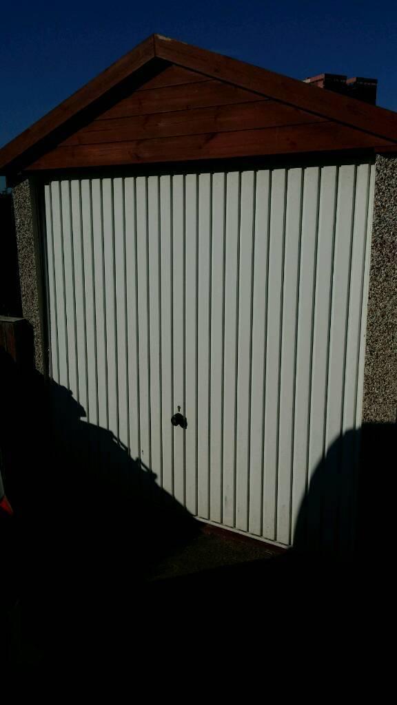 Single Garage Door In Bramley West Yorkshire Gumtree