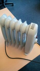 Electric Heater Traditional Style As New
