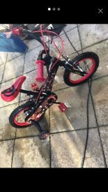 "Kids 12"" avengers bike"
